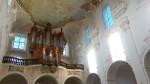 Dom zu Arlesheim mit Orgel von J. A. Silbermann