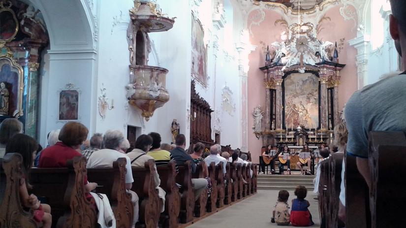 10.9.2016: Erste Arlesheimer Orgelnacht im Dom und in der reformierten Kirche