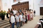 Ouverture: Schülerinnen und Schüler der Musikschule Arlesheim