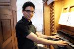 Sinfonia: Oren Kirschenbaum (Silbermann-Orgel)