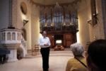 d-Moll-Toccata: Markus Schwenkreis (Orgel)